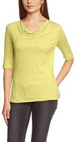 Gerry Weber Women's Short Sleeve T-Shirt - Green - 8