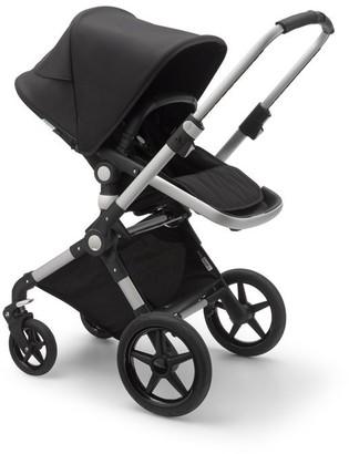 Bugaboo Lynx Complete Stroller Aluminum/Black/Black