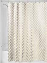 InterDesign Diamond Shower Curtain