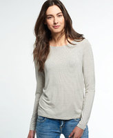 Superdry Nordic Stripe Long Sleeved T-shirt