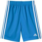 adidas Boys 4-7x Striped Mesh Shorts