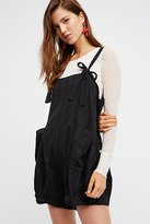 Free People Brooklyn Harem Overall