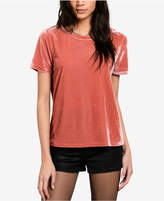 Volcom Juniors' You In Velour T-Shirt