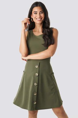 Sisters Point Gerd Dress Green