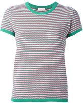 P.A.R.O.S.H. knitted T-shirt - women - Cotton/Spandex/Elastane - S