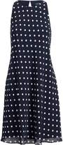 Lauren Ralph Lauren Ralph Lauren Polka-Dot Casual Dress