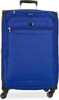 """Delsey Helium Fusion 25"""" Expandable Spinner Suitcase"""