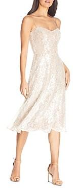 Dress the Population Antonia Sequin Midi Dress