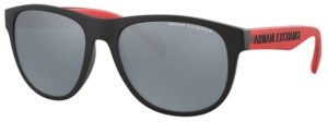 Armani Exchange Men's Polarized Sunglasses