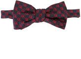 Gucci GucciGhost bow tie - men - Silk - One Size