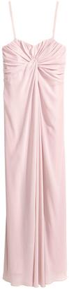 H&M H&M+ Long bandeau dress