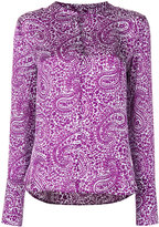 Christian Wijnants Tiya blouse - women - Silk - 36