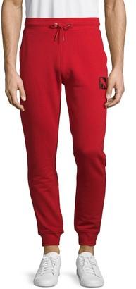 PRPS Heathered Cotton Jogger Pants