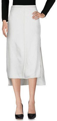 Narciso Rodriguez 3/4 length skirt