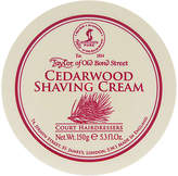 Taylor of Old Bond Street Cedarwood Shave Cream Bowl