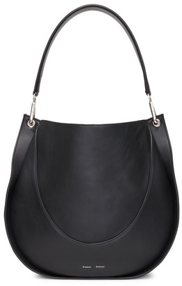 Proenza Schouler Large Leather Hobo Bag
