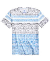 American Rag Men's Engineered Striped T-Shirt, Created for Macy's