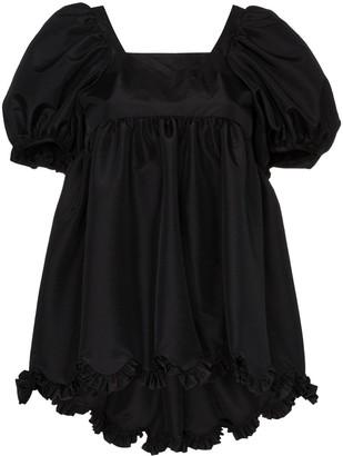 Cecilie Bahnsen Vega ruffled blouse