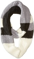 MICHAEL Michael Kors Color Blocked Infinity Scarf Scarves