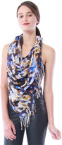 Cynthia Vincent Holiday Sequin Scarf
