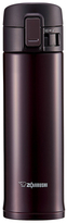 Zojirushi Large Stainless Steel Flip-Open Vacuum Mug
