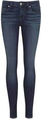Paige Verdugo Transcend dark blue skinny jeans