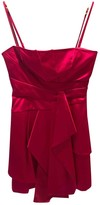 Karen Millen Pink Silk Dress for Women