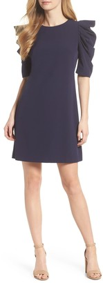 Chelsea28 Puff Sleeve Shift Dress