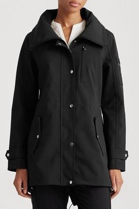 Lauren Ralph Lauren Softshell Packable Hood Jacket