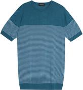 John Smedley Zester Stripe T-shirt