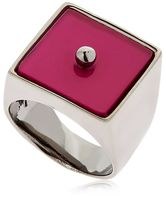 Barock Square Pinky Ring