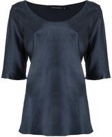 Gloria Coelho silk top