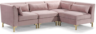Chic Home Girardi Blush Modular Sectional