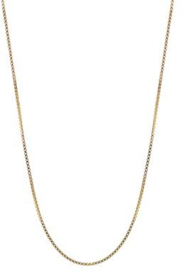 Lord & Taylor Gold-Tone Sterling Silver Necklace