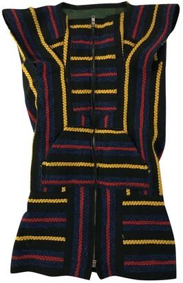 Sacai Multicolour Wool Dresses