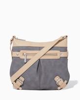Charming charlie Piper Bay Crossbody Bag