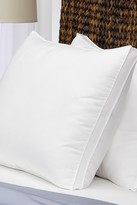 2-Pack Hotel Essentials Medium Density Gusseted 220 Thread Count Pillow - White