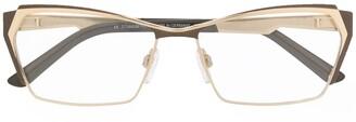 Cazal Rectangular Glasses