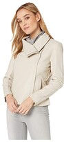 BB Dakota Up To Speed Jacket (Bone) Women's Clothing