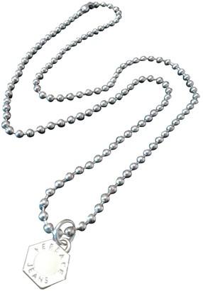 Versace Silver Steel Necklaces