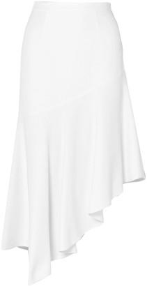 Michael Kors Asymmetric Cady Skirt