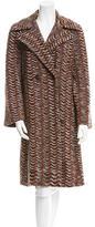 Missoni Wool Patterned Coat