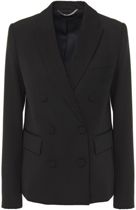 Stella McCartney Grain De Poudre Wool Blazer