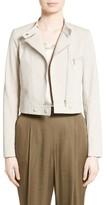 Lafayette 148 New York Women's Lisette Moto Jacket