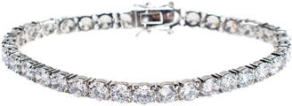 Kenneth Jay Lane Golconda by Round Cubic Zirconia Tennis Bracelet