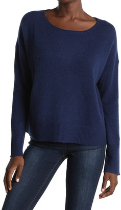 360 Cashmere Greyson Anchor Graphic Cashmere Sweater