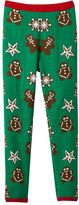 It's Our Time Girls 7-16 Christmas Leggings