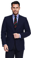 Lands' End Men's Traditional Fit Year'rounder Suit Jacket-True Navy