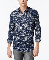 INC International Concepts Men's Miguel Splatter-Print Shirt, Only at Macy's