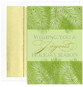 "Hortense B. Hewitt 16ct ""Wishing You a Joyous Season"" Holiday Boxed Cards"